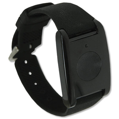 Linear DXS Supervised Wristband Transmitter, 1 Button, Long Range