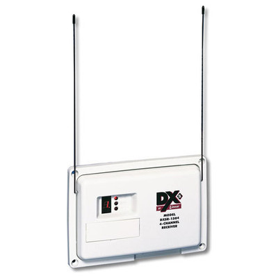 Linear DXS Supervised Receiver, 4-Channel