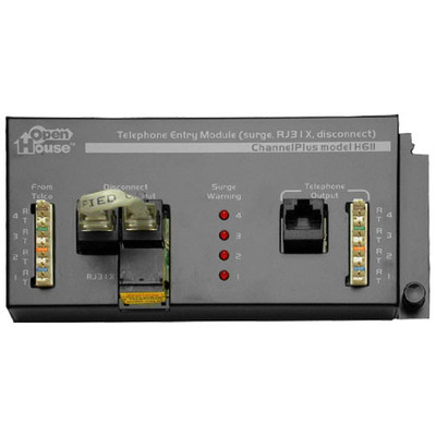 OpenHouse Telephone Master Hub with Surge Protection
