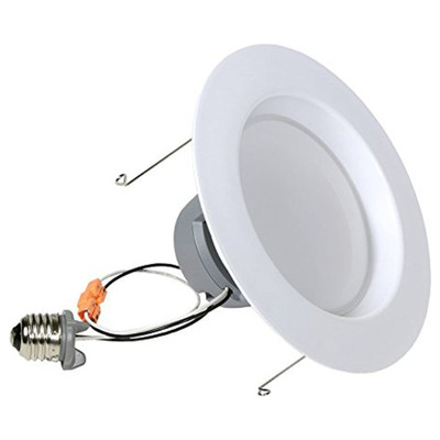 GoControl Z-Wave Recessed Lighting Retrofit Kit with LED Bulb