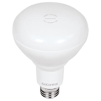 GoControl Bulbz Z-Wave Dimmable BR30 LED Indoor Flood Light