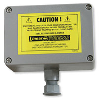 Linear MegaCode Gate Safety Edge Transmitter