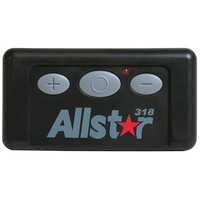 Linear Allstar 3-Button Quik-Code Transmitter, 3-Channel