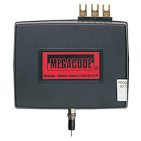 Linear MegaCode Gate Receiver with Whip Antenna, 1-Channel