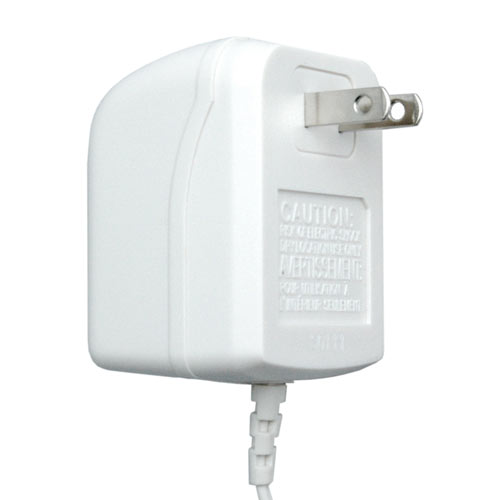 LockState Connect Wi-Fi Programmable Thermostat Power Adaptor, 24 VAC