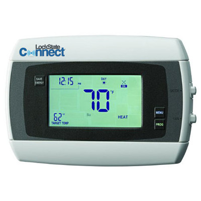 LockState Connect Programmable Thermostat