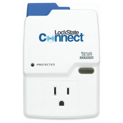 LockState Connect Wi-Fi Power Plug
