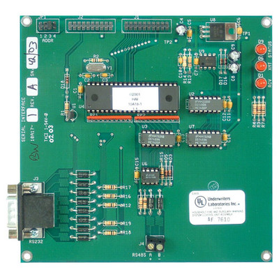 Leviton Omni RS-232/485 Serial Interface Module