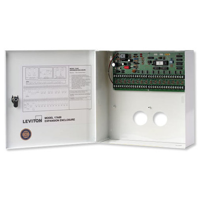 Leviton Omni 16 Zones, 16-Output Module in Enclosure