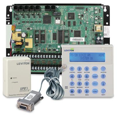 Leviton Lumina Lighting Controller Kit for Wiring Panel