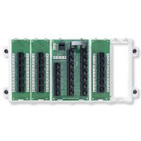 Leviton 18-Port Structured Media Panel, Telephone & Data