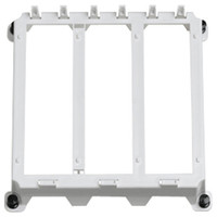 Leviton Structured Media Center Compact Expansion Plastic Bracket (for 3 Expansion Boards)