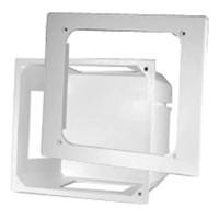 Leviton Recessed Entertainment Box (REB) Kit with Low-Profile Frame