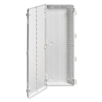 Leviton Wireless Structured Media Enclosure with Vented Hinged Door, 42 Inch