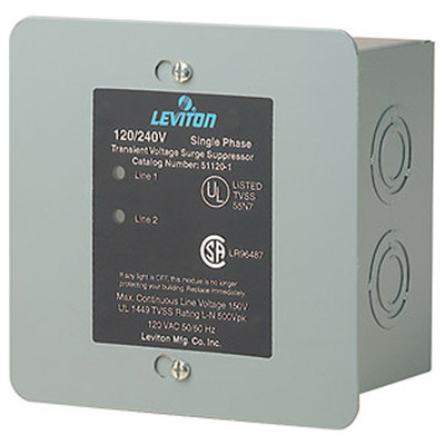 Leviton Whole House Surge Suppressor