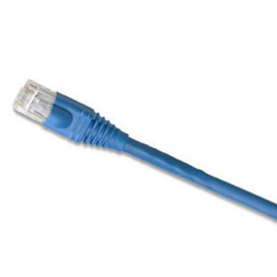 Leviton Cat5e Patch Cable, 5 Ft., Blue