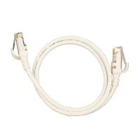 Leviton Ultra High Flex HOME Cat5e Patch Cable, 2 Ft., White