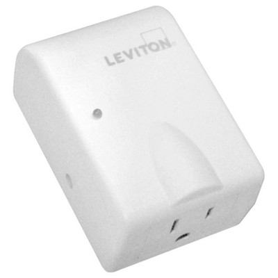 Leviton UPB Plug-In Appliance Module, 15A