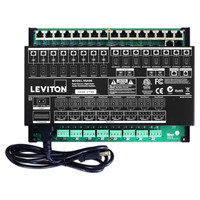 Leviton Hi-Fi 2 8 Zones, 8 Source Controller for Structured Wiring