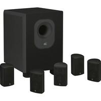 Leviton JBL 5.1 Channel Home Theater Speaker System, Black
