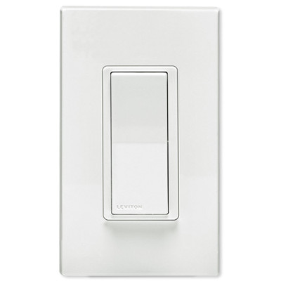 Leviton Decora Digital/Decora Smart Dual Voltage Matching Switch Remote