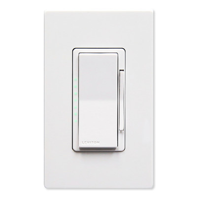 Leviton Decora Digital Quiet Fan Speed Wall Control with Bluetooth, 1.5A