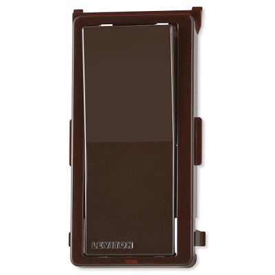 Leviton Decora Digital/Decora Smart Switch Color Change Kit, Brown