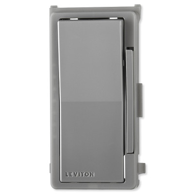 Leviton Decora Digital/Decora Smart Dimmer Color Change Kit, Gray