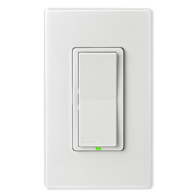 Leviton Decora Digital Dimmer and 24 Hour Timer with Bluetooth, 1800W