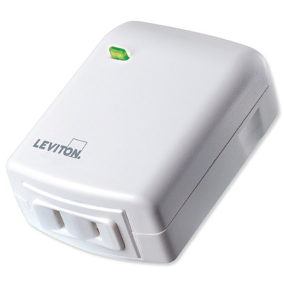 Leviton Decora Smart Lumina RF Plug-In Dimmer