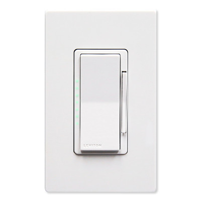 Leviton Decora Smart Lumina RF Dimmer Wall Switch, 600W