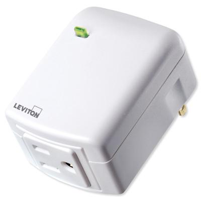 Leviton Decora Smart Wi-Fi Plug-In Outlet