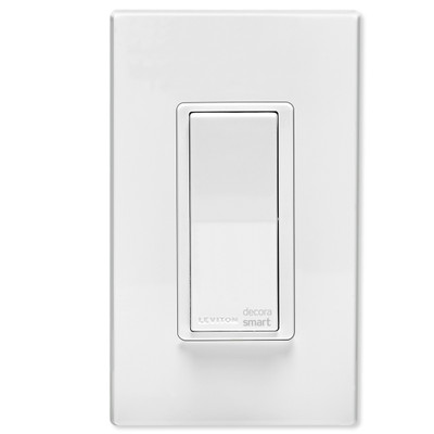 Leviton Decora Smart Wi-Fi 15A Switch