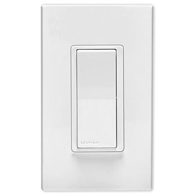 Leviton Decora Smart Z-Wave Plus On/Off Wall Switch