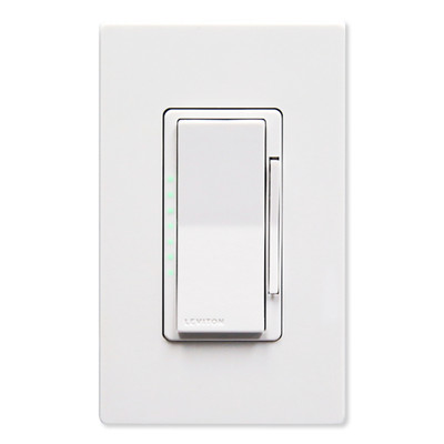 Leviton Decora Smart Z-Wave Plus Dimmer Wall Switch, 1000W