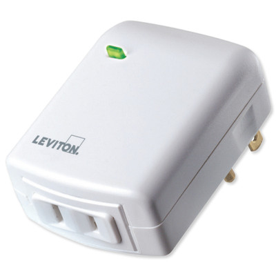 Leviton Decora Smart Z Wave Plug In Dimmable Lamp Module