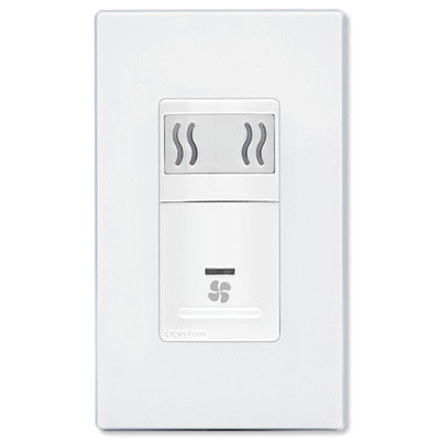 Leviton Humidity Sensor & Fan Wall Controller