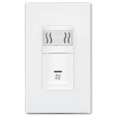 Leviton Humidity Sensor & Fan Wall Controller