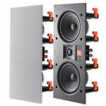 Leviton JBL Dual 5.25 In. Frameless In-Wall Center Channel Speaker