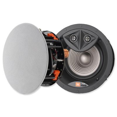 Leviton JBL 6.5 In. Frameless Single-Point Stereo In-Ceiling Speaker (Single)