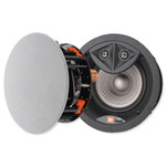 Leviton JBL 6.5 In. Frameless Single-Point Stereo In-Ceiling Speaker (Single)