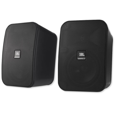 Leviton JBL Control X 5.25 In. Indoor/Outdoor All-Weather Wall-Mount Speakers (Pair)