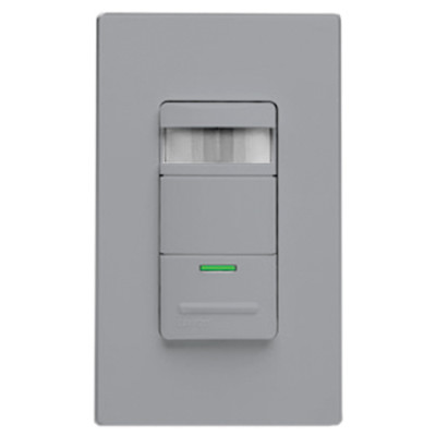 Leviton Wall Switch Occupancy Sensor, 800W/120V, Gray