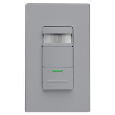 Leviton Wall Switch Occupancy Sensor, 800W/120V, Gray