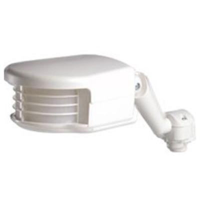 Leviton Outdoor Motion Sensor, White, Professional Series