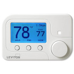 Leviton Omnistat2, Conventional & Heat Pump, White