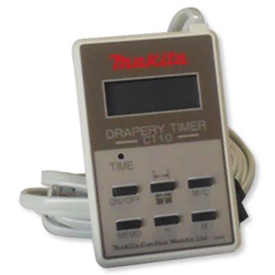 Makita Automatic Drapery Opener Timer