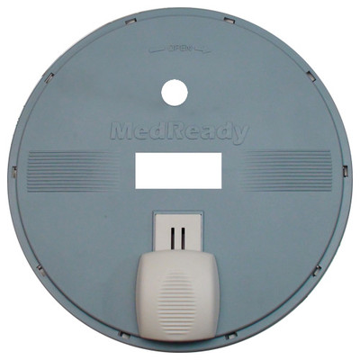 MedReady Replacement Top with Door, No Key