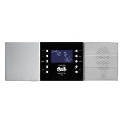M&S Systems DMC1 Music & Intercom System Master Station, White