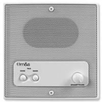 M&S Systems DMC Intercom Room Station, 3-Wire Retrofit